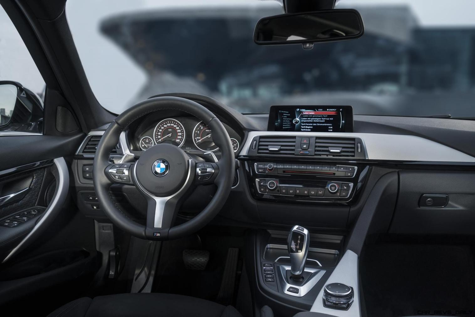 2017 BMW 330e iPerformance 15