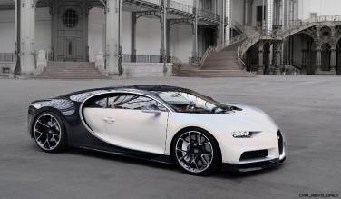 2017 Bugatti CHIRON - Color Visualizer - Draft Renderings 96