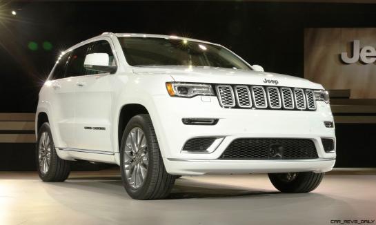 2017 Jeep Grand Cherokee SUMMIT 15