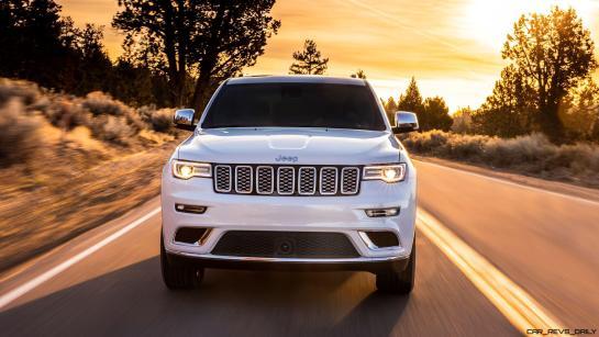 2017 Jeep Grand Cherokee SUMMIT 5