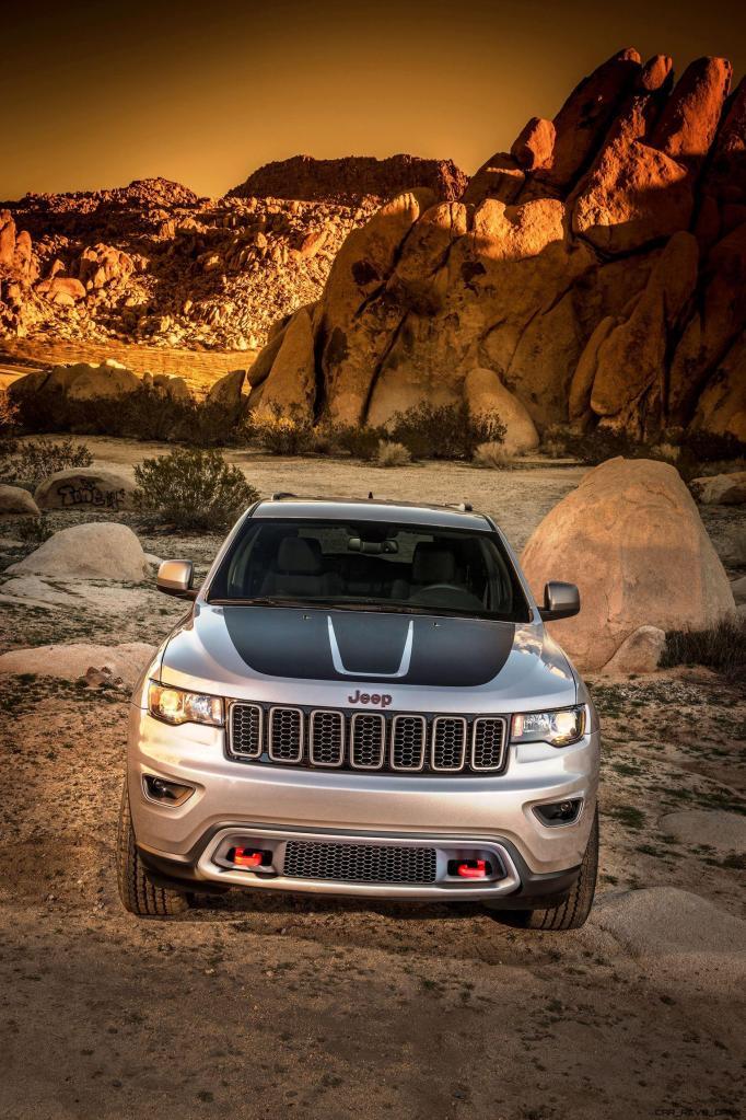 2017 Jeep Grand Cherokee TRAILHAWK 4