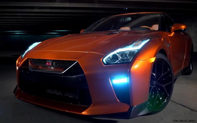 2017 Nissan GT-R Video Stills 13