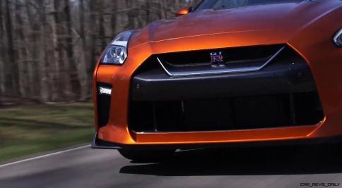 2017 Nissan GT-R Video Stills 18