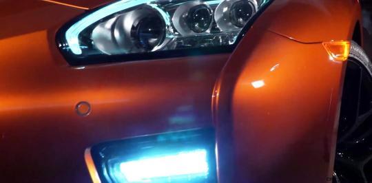 2017 Nissan GT-R Video Stills 20