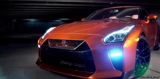 2017 Nissan GT-R Video Stills 23