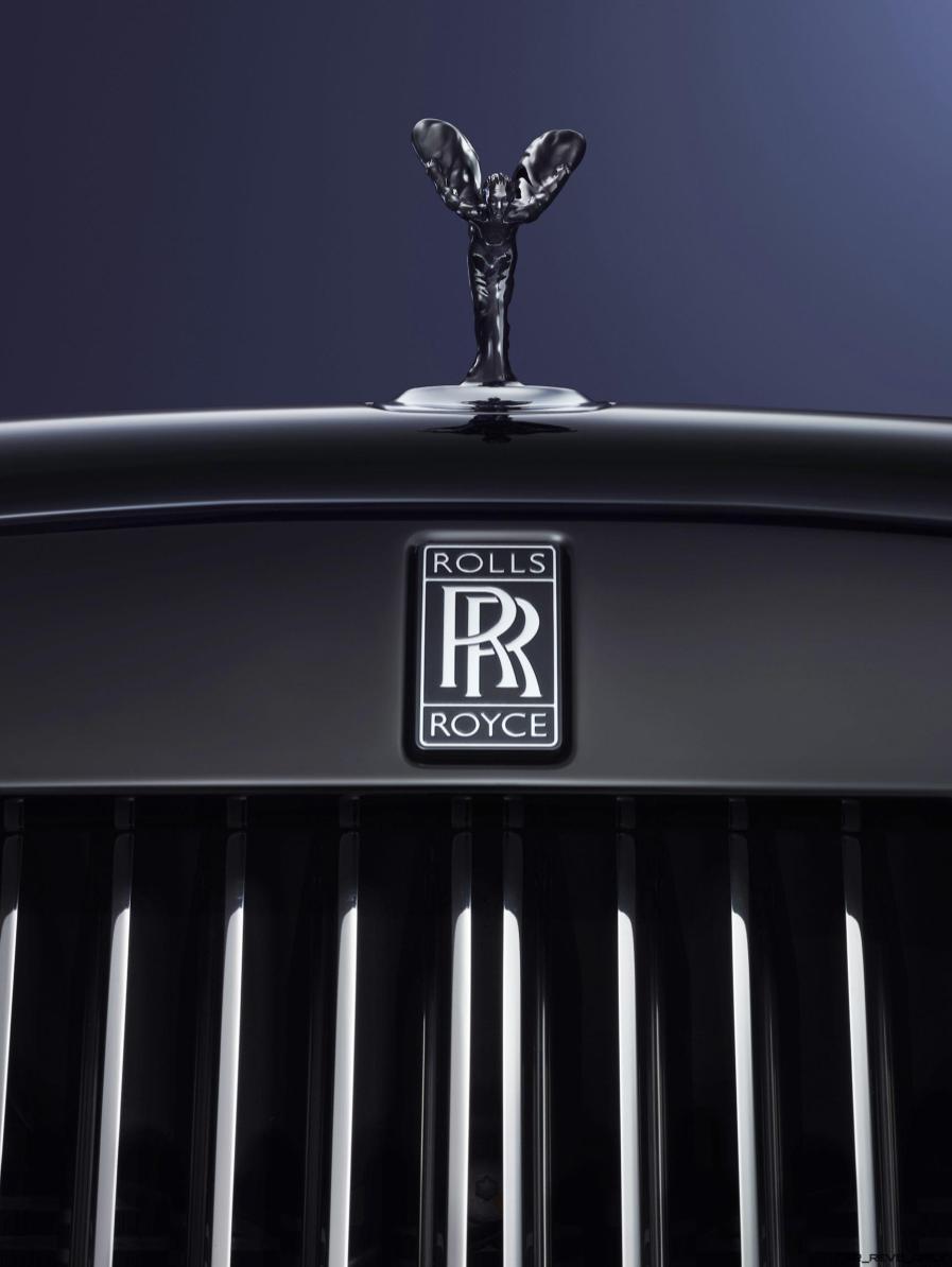 2017 Rolls-Royce GHOST Black Badge 10
