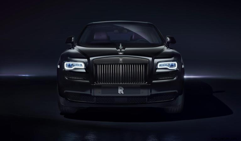 2017 Rolls-Royce GHOST Black Badge 3