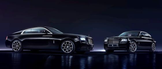 2017 Rolls-Royce WRAITH Black Badge 11
