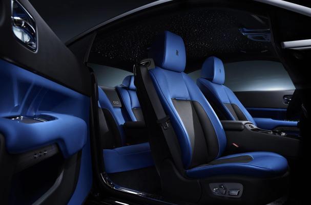 2017 Rolls-Royce WRAITH Black Badge 6