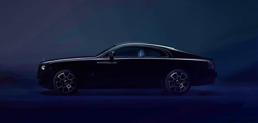 2017 Rolls-Royce WRAITH Black Badge 9