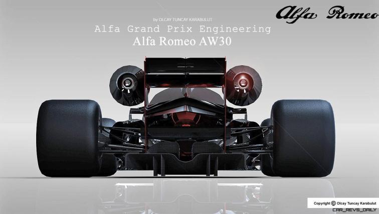 Alfa Romeo AW30 1