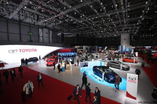 Geneva Auto Show 2016 - Mega Gallery 150