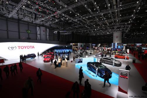 Geneva Auto Show 2016 - Mega Gallery 151