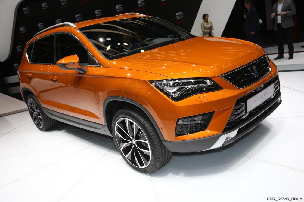 Geneva Auto Show 2016 - Mega Gallery 167