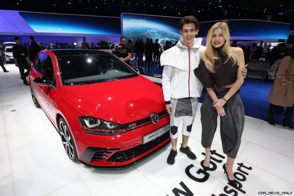 Geneva Auto Show 2016 - Mega Gallery 221