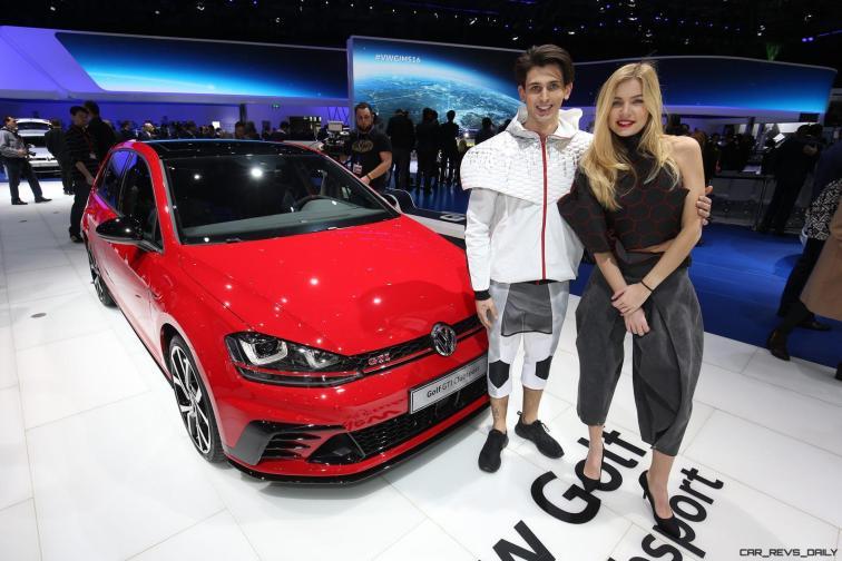 Geneva Auto Show 2016 - Mega Gallery 222