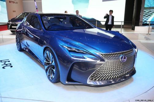 Geneva Auto Show 2016 - Mega Gallery 294