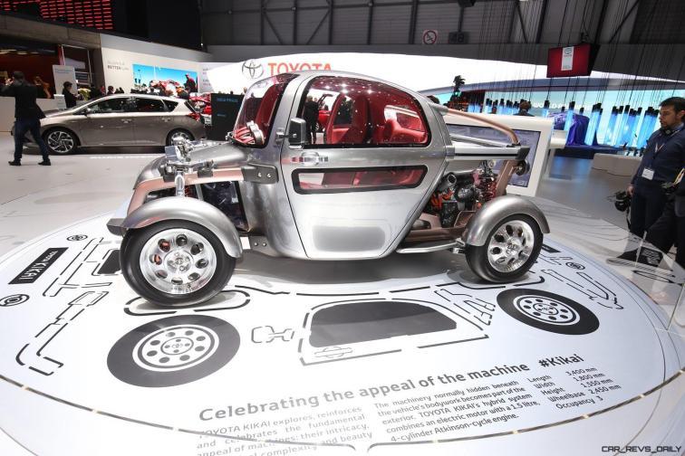 Geneva Auto Show 2016 - Mega Gallery 299