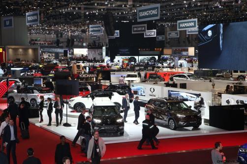 Geneva Auto Show 2016 - Mega Gallery 3