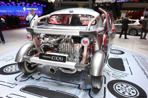Geneva Auto Show 2016 - Mega Gallery 302