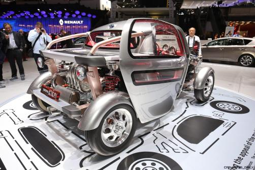 Geneva Auto Show 2016 - Mega Gallery 303
