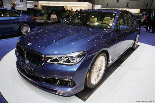 Geneva Auto Show 2016 - Mega Gallery 307