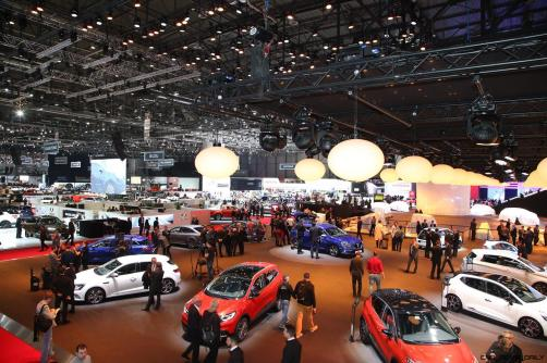 Geneva Auto Show 2016 - Mega Gallery 6
