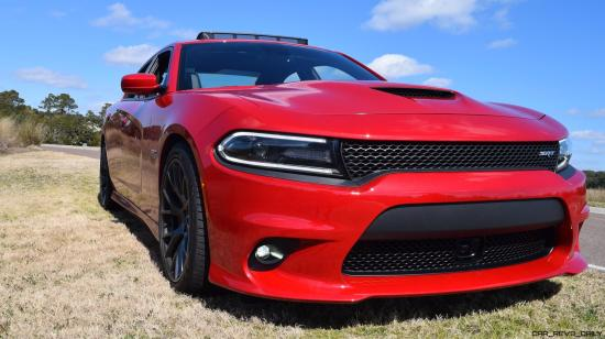 HD Road Test Review - 2016 Dodge Charger SRT392 17