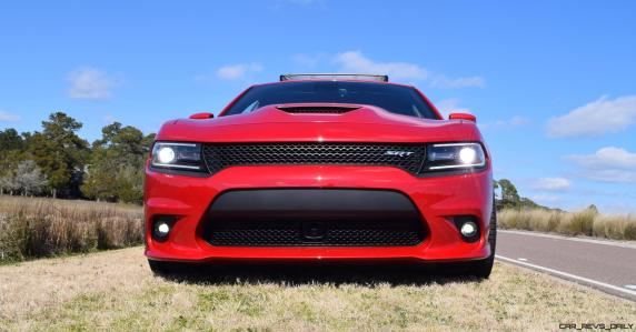 HD Road Test Review - 2016 Dodge Charger SRT392 2