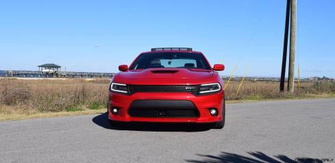 HD Road Test Review - 2016 Dodge Charger SRT392 32