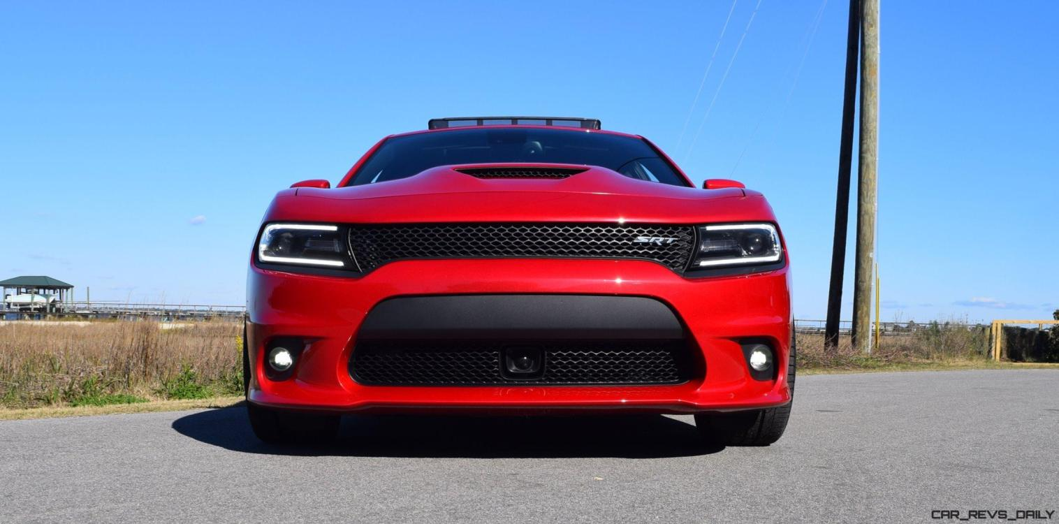HD Road Test Review - 2016 Dodge Charger SRT392 35