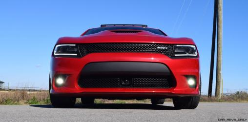 HD Road Test Review - 2016 Dodge Charger SRT392 36