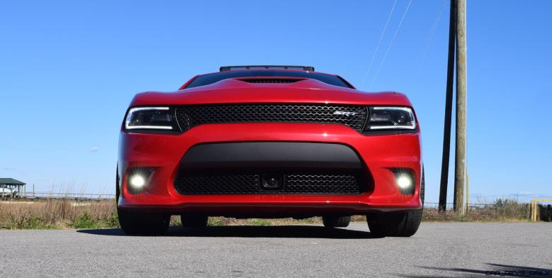 HD Road Test Review - 2016 Dodge Charger SRT392 37