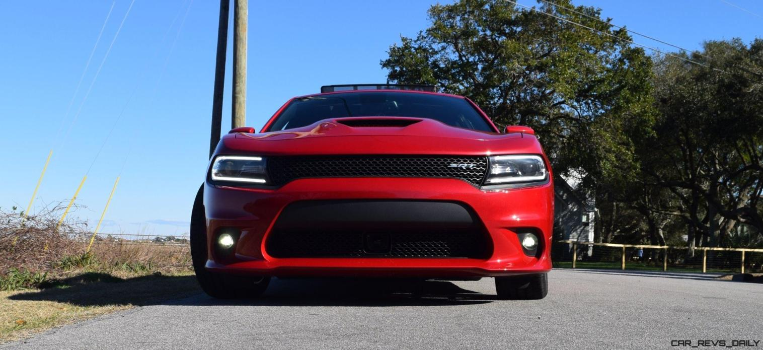 HD Road Test Review - 2016 Dodge Charger SRT392 49