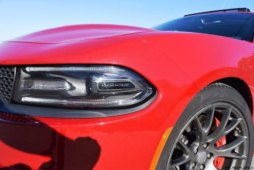 HD Road Test Review - 2016 Dodge Charger SRT392 67
