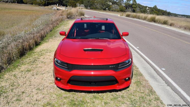 HD Road Test Review - 2016 Dodge Charger SRT392 9