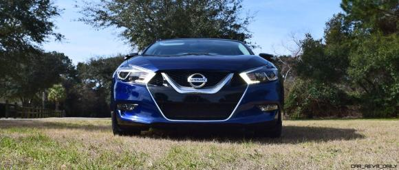HD Road Test Review - 2016 Nissan Maxima SR 12