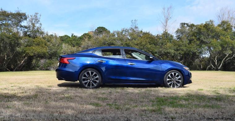 HD Road Test Review - 2016 Nissan Maxima SR 15