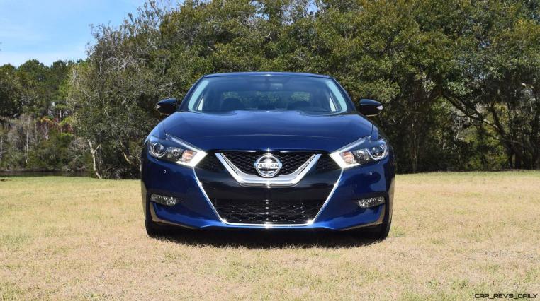 HD Road Test Review - 2016 Nissan Maxima SR 33