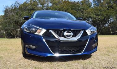 HD Road Test Review - 2016 Nissan Maxima SR 44