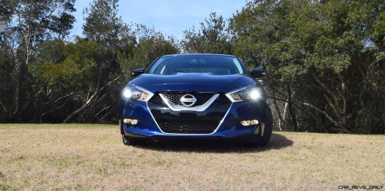 HD Road Test Review - 2016 Nissan Maxima SR 60