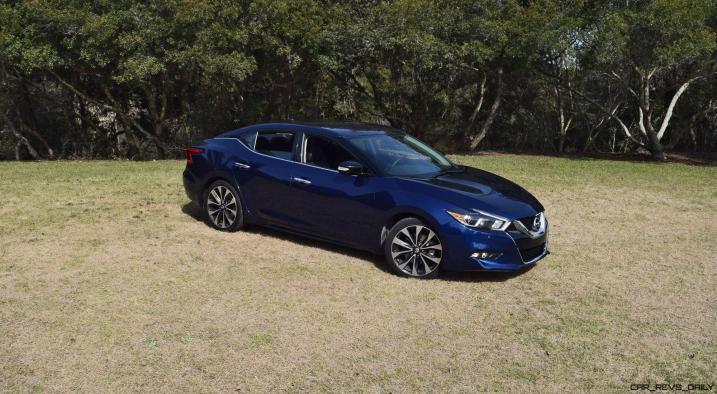 HD Road Test Review - 2016 Nissan Maxima SR 71
