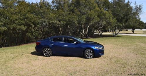 HD Road Test Review - 2016 Nissan Maxima SR 73
