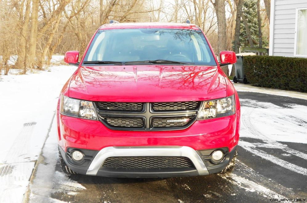 Hawkeye Drives - 2016 Dodge Journey Review 15