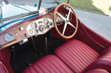 RM Monaco 2016 - 1928 Bugatti Type 40 Boattail Speedster 13
