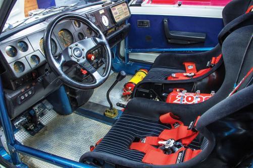 RM Monaco 2016 - 1982 Renault 5 Turbo Group 4 Rally Car 4