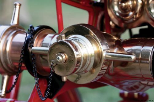 1894 Silsby Fourth Size Horse-Drawn Steam Pumper 24