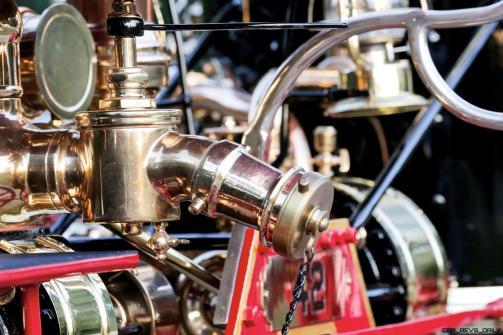 1894 Silsby Fourth Size Horse-Drawn Steam Pumper 25