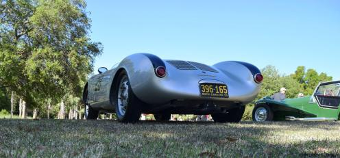 1955 Porsche 550 Spyder - Ingram Collection 13