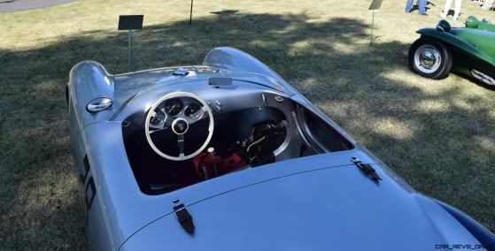 1955 Porsche 550 Spyder - Ingram Collection 17